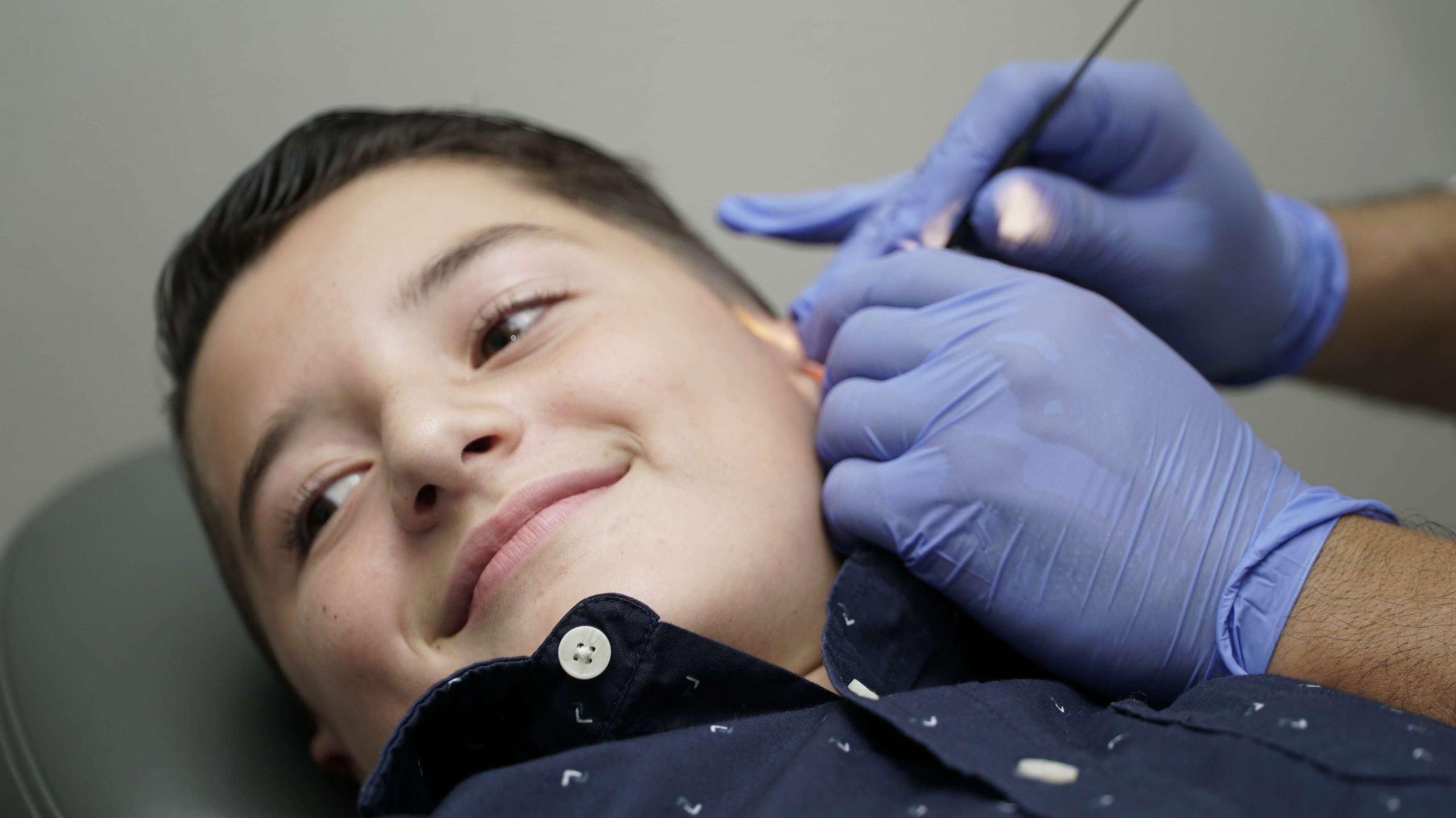 Adobe ENT & Allergy Dr Michael Rodriguez Ear Treatment